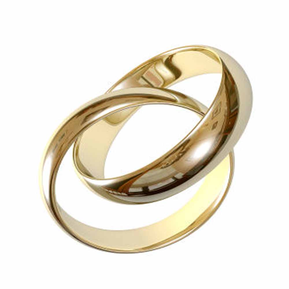 Wedding Ring Cartoon Wedding-rings